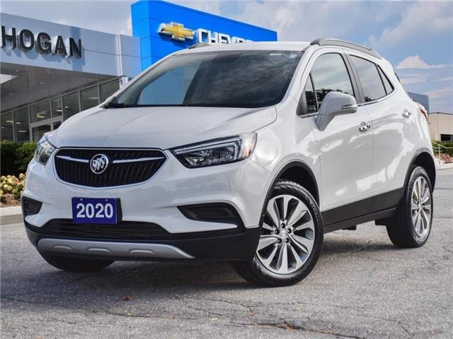 2020 Buick Encore Preferred (Stk: A042628) in Scarborough - Image 1 of 28