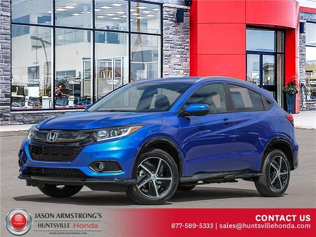 2021 Honda HR-V Sport (Stk: 221138) in Huntsville - Image 1 of 23