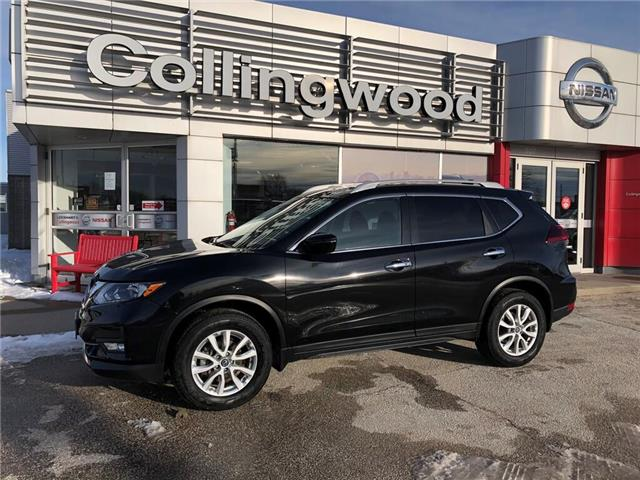 2020 Nissan Rogue SV (Stk: P4816A) in Collingwood - Image 1 of 23