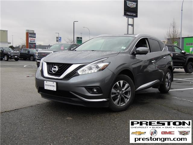 2015 Nissan Murano SV (Stk: 1202332) in Langley City - Image 1 of 30