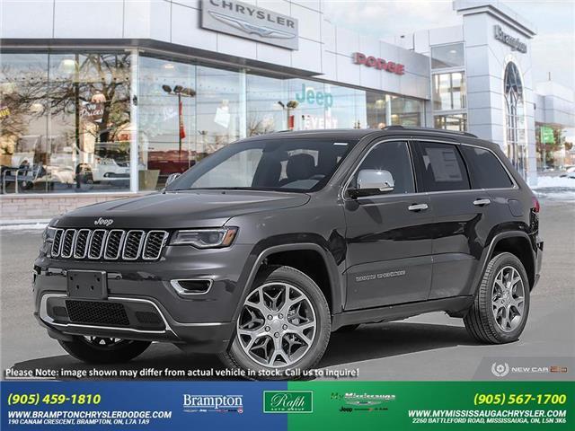 2021 Jeep Grand Cherokee Limited (Stk: ) in Brampton - Image 1 of 23