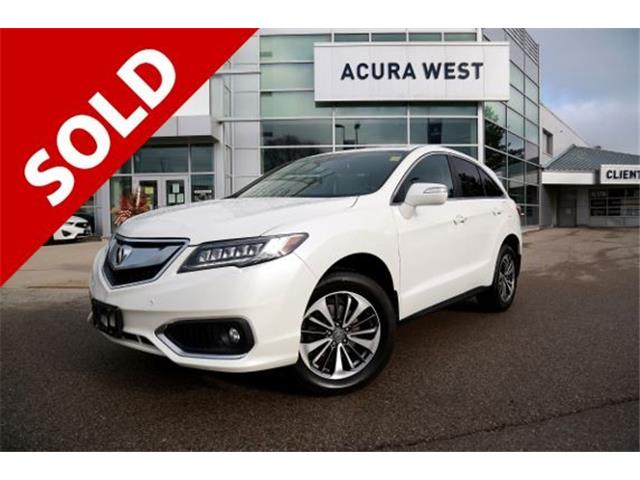 2017 Acura RDX Elite (Stk: 7356a) in London - Image 1 of 1