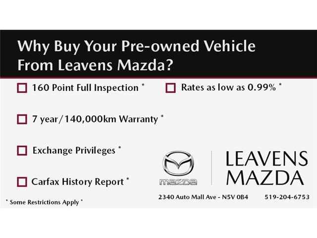2017 Mazda CX-5 GS (Stk: M9785L) in London - Image 1 of 1
