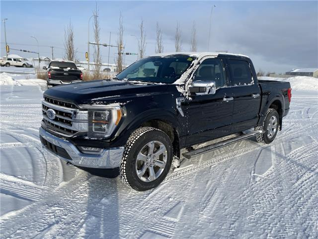 2021 Ford F-150 Lariat (Stk: MLT013) in Fort Saskatchewan - Image 1 of 23