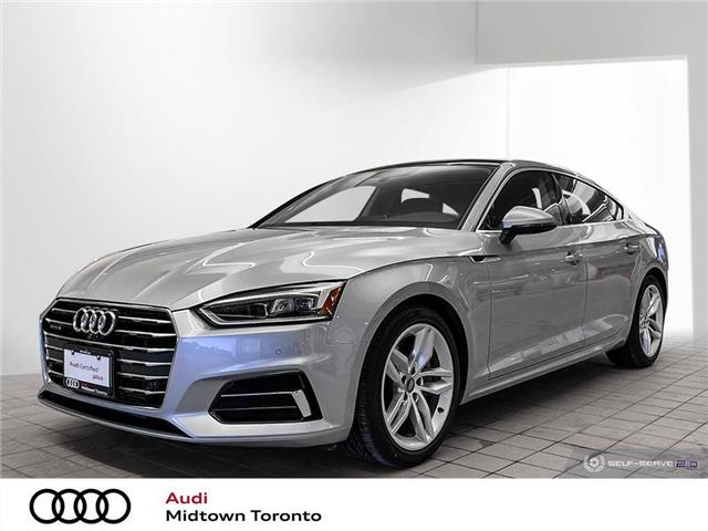 2018 Audi A5 2.0T Technik (Stk: P8709) in Toronto - Image 1 of 25