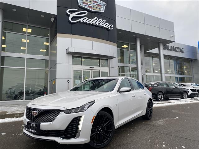 2021 Cadillac CT5 Luxury (Stk: 0114797) in Newmarket - Image 1 of 25