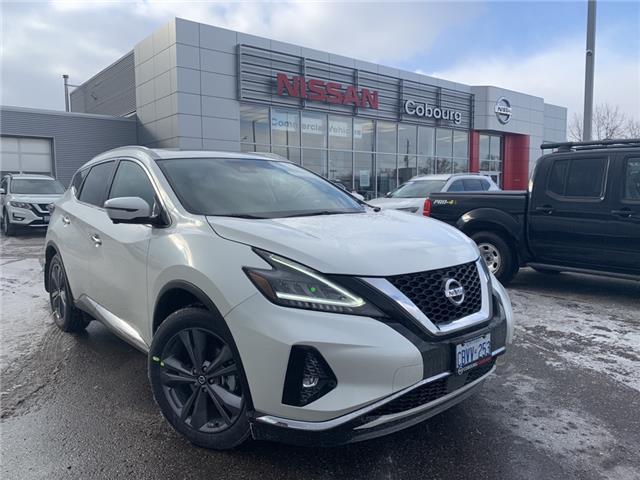 2021 Nissan Murano Platinum (Stk: CMC105433) in Cobourg - Image 1 of 21
