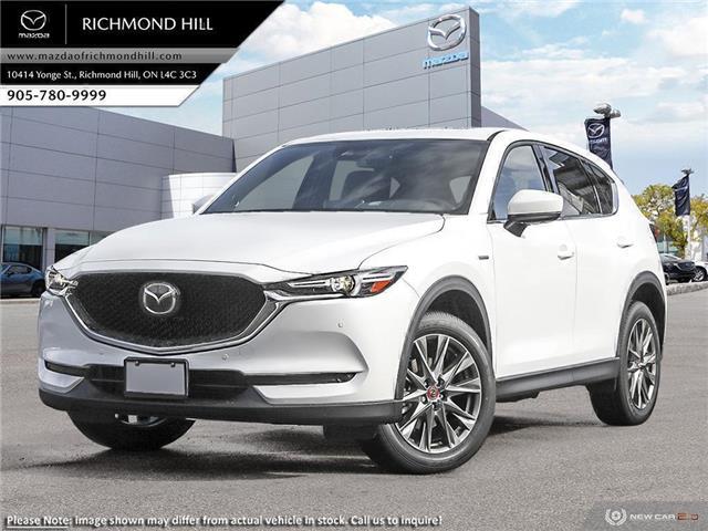 2021 Mazda CX-5 100th Anniversary Edition (Stk: 21-041) in Richmond Hill - Image 1 of 23