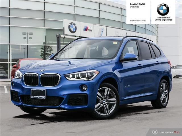 2017 BMW X1 xDrive28i (Stk: DB8050) in Oakville - Image 1 of 27