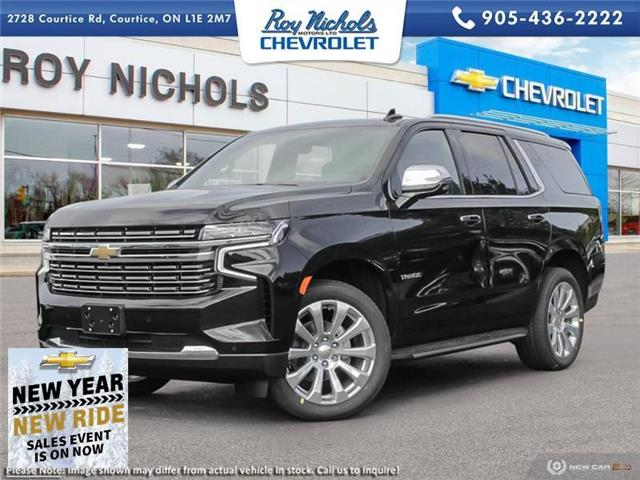 2021 Chevrolet Tahoe Premier (Stk: X262) in Courtice - Image 1 of 23