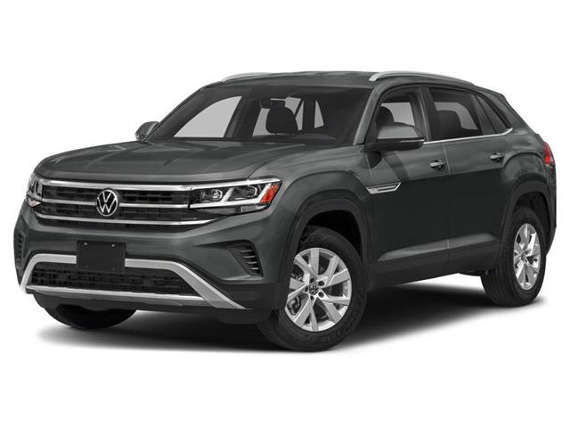 2021 Volkswagen Atlas Cross Sport 3.6 FSI Highline (Stk: 21138) in Calgary - Image 1 of 9