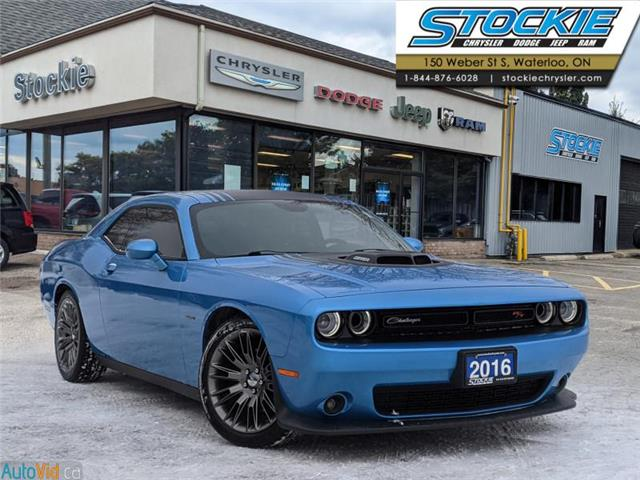 2016 Dodge Challenger R/T (Stk: 35824) in Waterloo - Image 1 of 27