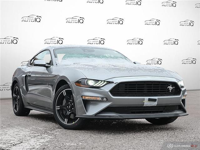 2021 Ford Mustang GT Premium Silver