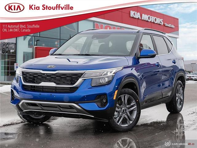 2021 Kia Seltos EX (Stk: 21206) in Stouffville - Image 1 of 26