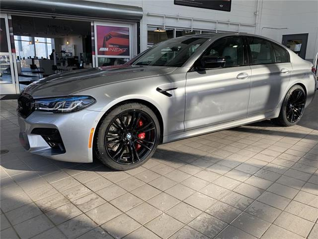2021 BMW M5 Competition (Stk: B21105) in Barrie - Image 1 of 18