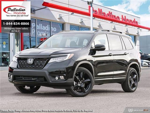 2021 Honda Passport Touring (Stk: 23073) in Greater Sudbury - Image 1 of 23