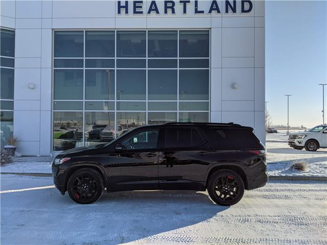2019 Chevrolet Traverse Premier (Stk: MLT016A) in Fort Saskatchewan - Image 1 of 45