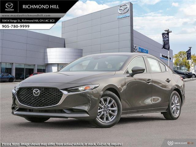 2021 Mazda Mazda3 GT (Stk: 21-112) in Richmond Hill - Image 1 of 22