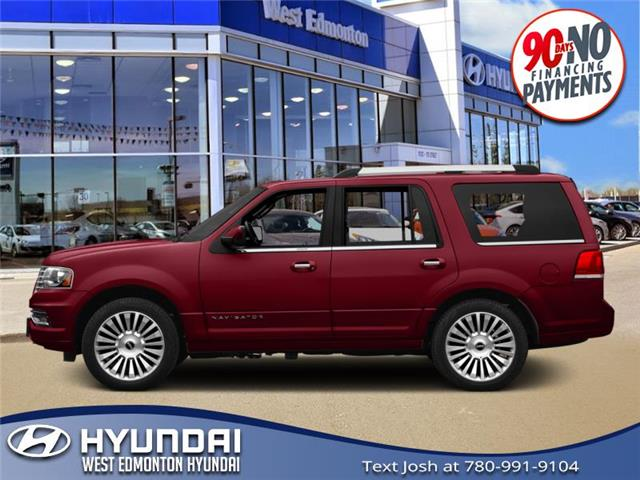 2016 Lincoln Navigator Select (Stk: E5470) in Edmonton - Image 1 of 1