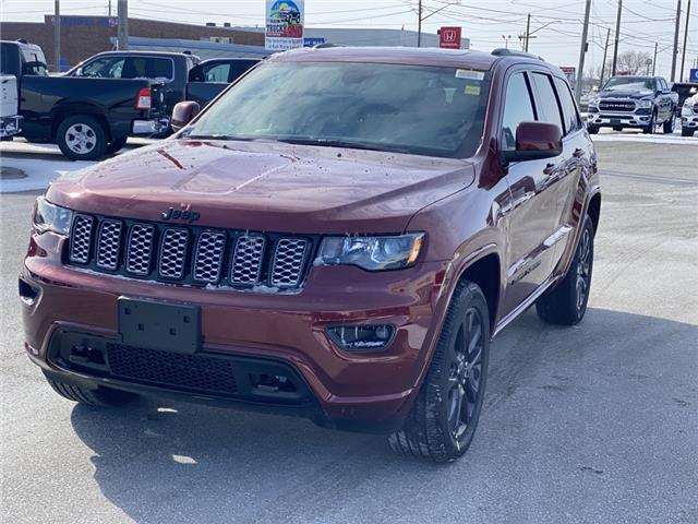 2021 Jeep Grand Cherokee Laredo (Stk: N04969) in Chatham - Image 1 of 17