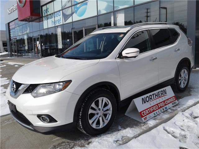 2016 Nissan Rogue SV (Stk: 11543A) in Sudbury - Image 1 of 11