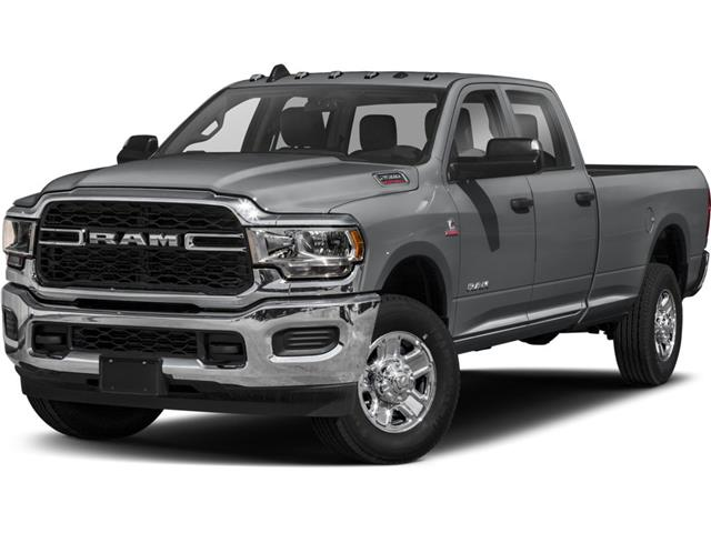 2021 RAM 2500 Big Horn (Stk: ) in Sudbury - Image 1 of 2