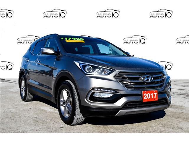 2017 Hyundai Santa Fe Sport 2.4 SE (Stk: 172484) in Grimsby - Image 1 of 17