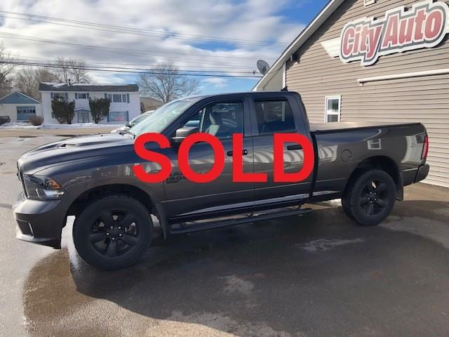 2019 RAM 1500 Classic  (Stk: ) in Sussex - Image 1 of 26