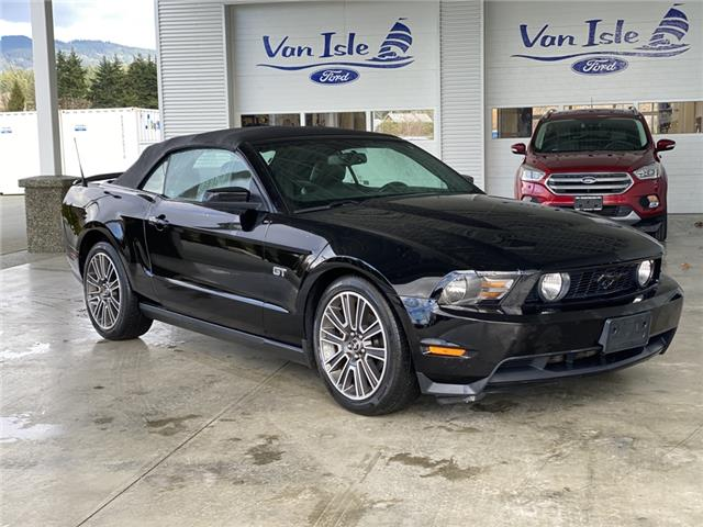 2010 Ford Mustang GT (Stk: 21007a) in Port Alberni - Image 1 of 10