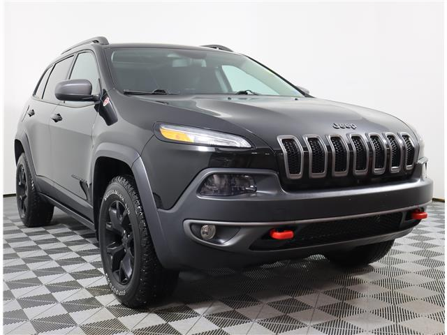 2018 Jeep Cherokee Trailhawk (Stk: 210107BA) in Fredericton - Image 1 of 23