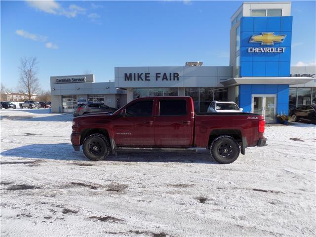 2016 Chevrolet Silverado 1500  (Stk: 21094A) in Smiths Falls - Image 1 of 12