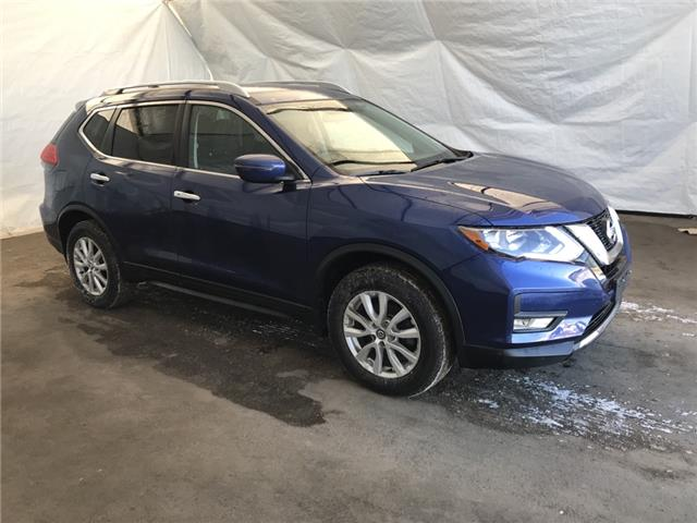 2017 Nissan Rogue SV (Stk: IU2183) in Thunder Bay - Image 1 of 15
