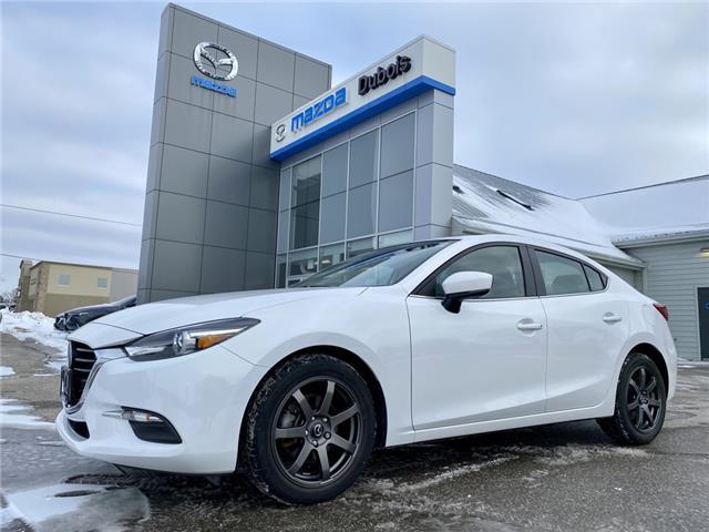 2018 Mazda Mazda3 GS 3MZBN1V78JM220388 UC5877 in Woodstock