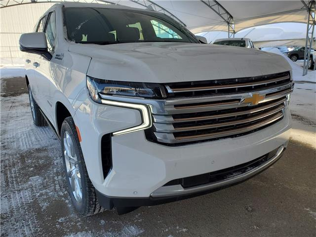 2021 Chevrolet Tahoe High Country (Stk: 188848) in AIRDRIE - Image 1 of 35