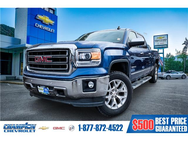 2015 GMC Sierra 1500 SLT (Stk: 20-84B) in Trail - Image 1 of 26
