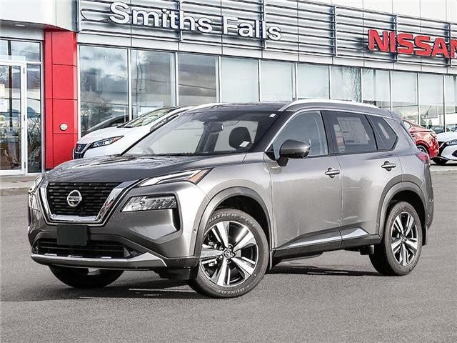 2021 Nissan Rogue Platinum (Stk: 21-063) in Smiths Falls - Image 1 of 22