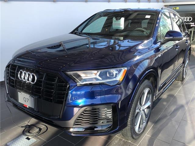 2021 Audi Q7 55 Progressiv (Stk: 210349) in Toronto - Image 1 of 5