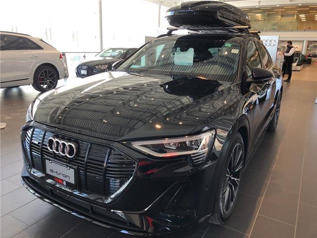 2021 Audi e-tron 55 Technik (Stk: 210364) in Toronto - Image 1 of 5