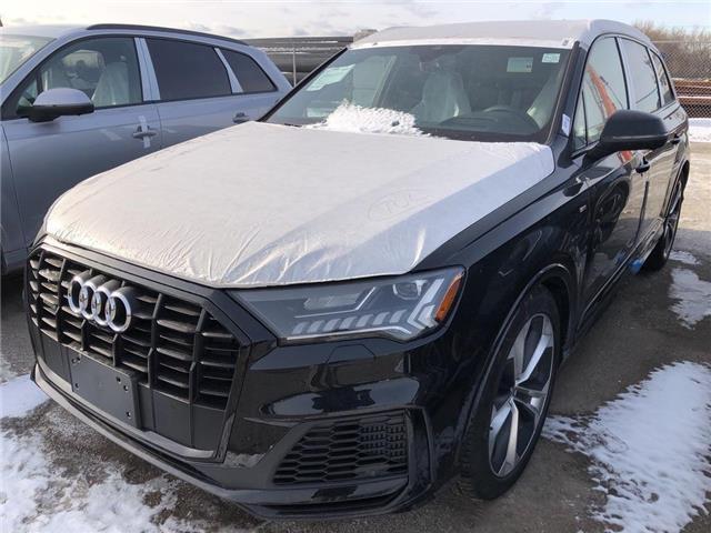 2021 Audi Q7 55 Technik (Stk: 210367) in Toronto - Image 1 of 5