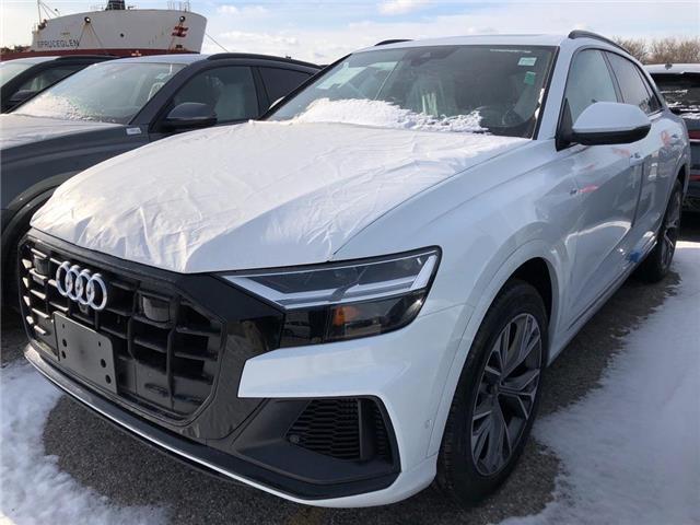 2021 Audi Q8 55 Progressiv (Stk: 210330) in Toronto - Image 1 of 5