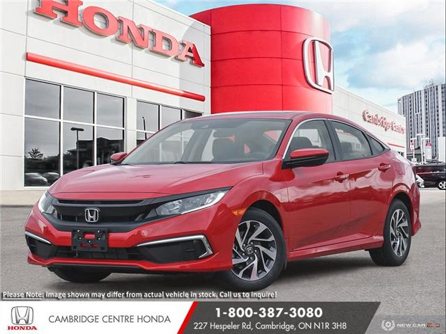 2021 Honda Civic EX (Stk: 21605) in Cambridge - Image 1 of 24