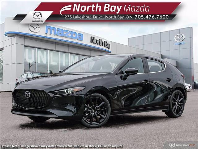 2021 Mazda Mazda3 Sport GT w/Turbo (Stk: 21110) in North Bay - Image 1 of 23
