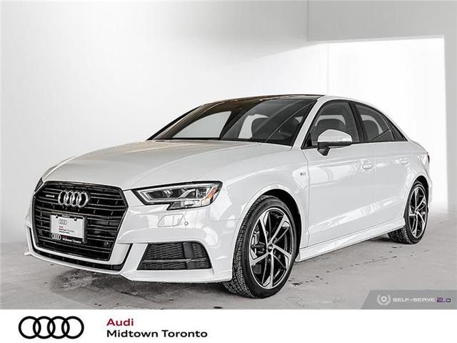 2020 Audi A3 45 Technik (Stk: AU7924) in Toronto - Image 1 of 21