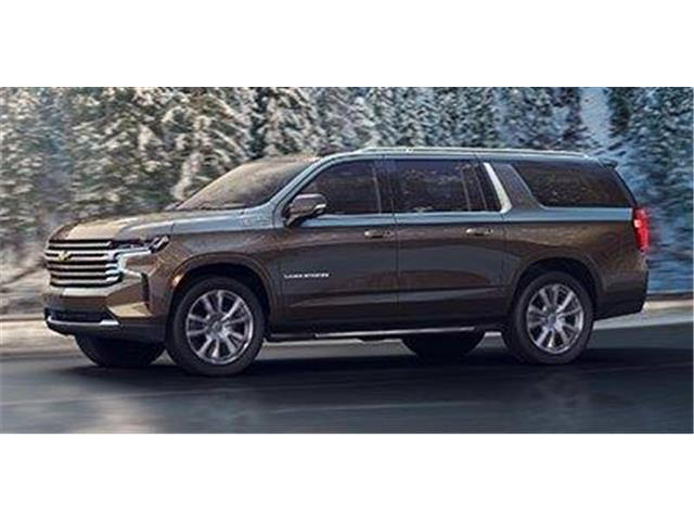 2021 Chevrolet Suburban High Country (Stk: 210464) in Cambridge - Image 1 of 1