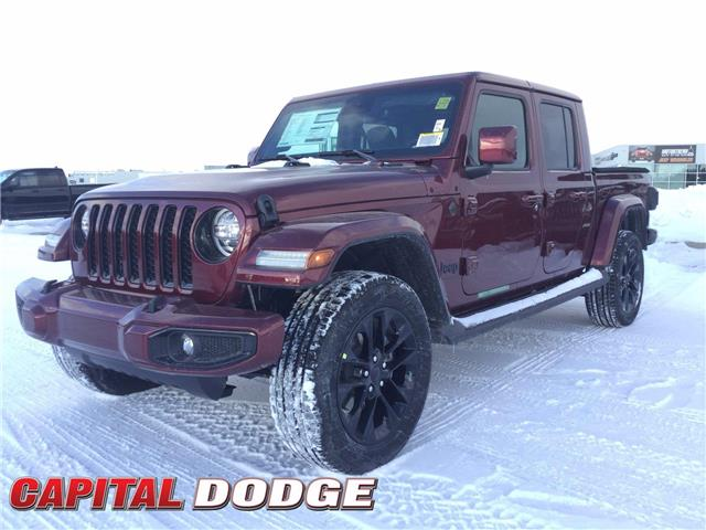 2021 Jeep Gladiator Overland (Stk: M00255) in Kanata - Image 1 of 25