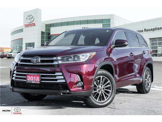 2018 Toyota Highlander XLE (Stk: 841004A) in Milton - Image 1 of 23