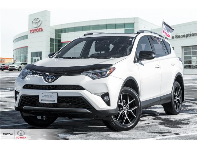 2017 Toyota RAV4 SE (Stk: 642719) in Milton - Image 1 of 22