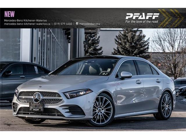 2021 Mercedes-Benz A-Class Base (Stk: 40113) in Kitchener - Image 1 of 21