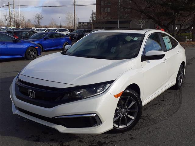 2021 Honda Civic EX (Stk: 21-0118) in Ottawa - Image 1 of 26
