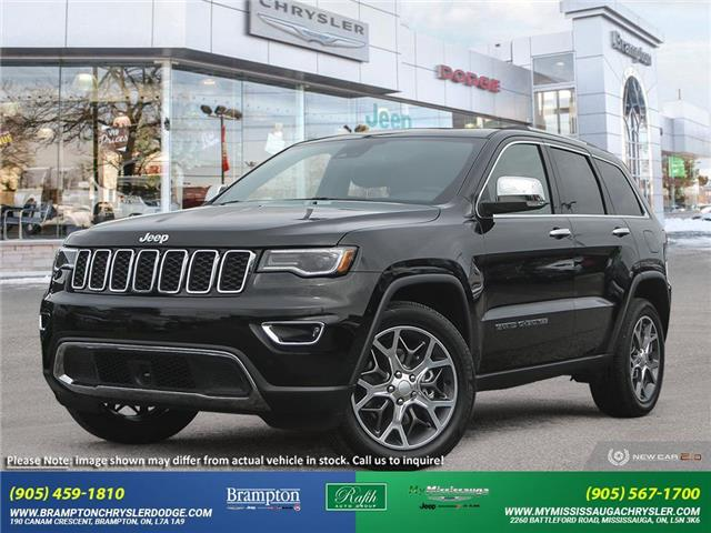 2021 Jeep Grand Cherokee Limited (Stk: 21498) in Brampton - Image 1 of 23